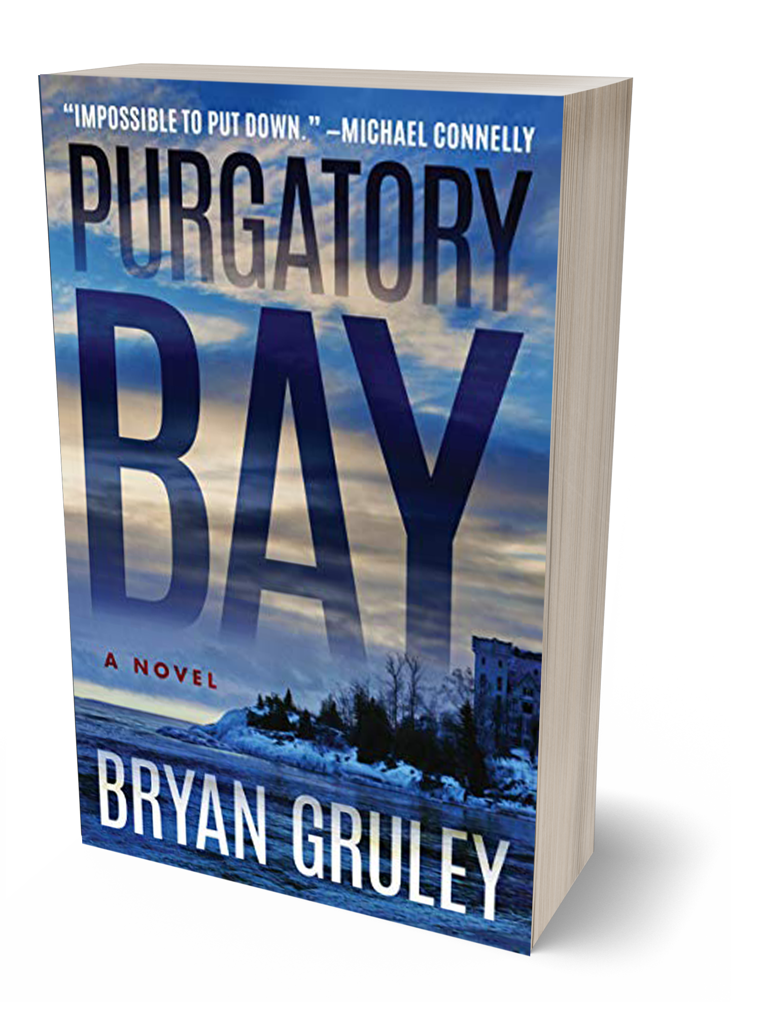Purgatory Bay cover 3D